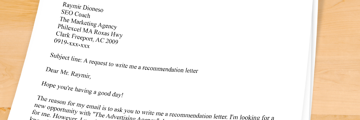 Email Request For Letter Of Recommendation from cdn.shortpixel.ai